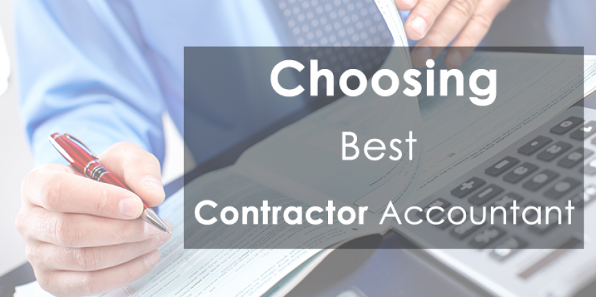 Choosing the Best Contractor Accountant